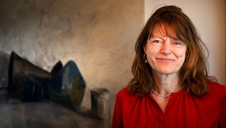 Kinderombudsvrouw Margrite Kalverboer: 'Formeel is alles goed geregeld, maar wanneer ik met kinderen praat, hoor ik dat er nog steeds veel wordt getreiterd' Beeld Catrinus van der Veen