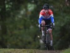 Raamsdonksveerder Ryan Kamp is troef bij Nederlandse beloften op EK veldrijden