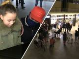 Nieuwe piano in stationshal Eindhoven