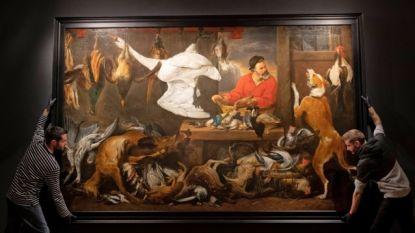 Vlaams schilderij weggehaald uit eetzaal van Britse universiteit na klachten van veganistische studenten