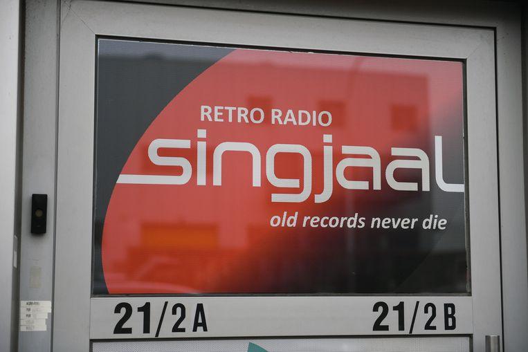 Retro Radio Singjaal.