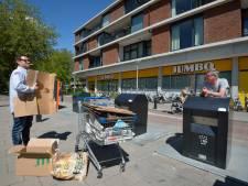 'Pas op met minder vaak ophalen van afval in Gouda'