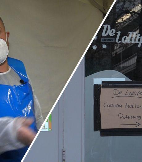 Tilburgs café stopt met coronatests, moe van negatieve reacties: 'Bedroevend dat het zo moet'