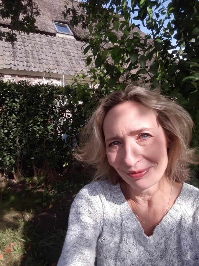 Oud-Hengelose Margot Ribberink in Lent.