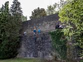 De Muur van Mussert laat niemand koud