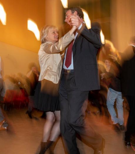 Danstijden van weleer herleven bij Dansschool Bolderman in Veenendaal