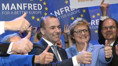 Europese Volkspartij kiest Manfred Weber als Spitzenkandidat en kandidaat-opvolger van Juncker
