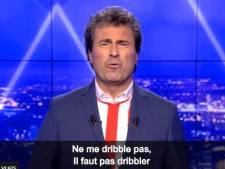 Un commentateur franco-argentin reprend du Jacques Brel pour rendre hommage à Messi