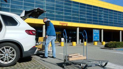 Te weinig personeel door coronavirus: IKEA Zaventem sluit deuren