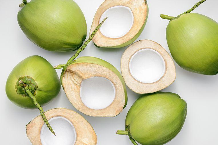 De kokoswijn staat lokaal bekend als Lambanog.