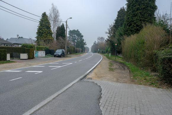 De missing link van de Leuvensesteenweg zal op termijn ook aangepakt worden. Minister Weyts maakt nu 600.000 euro vrij voor de studie.