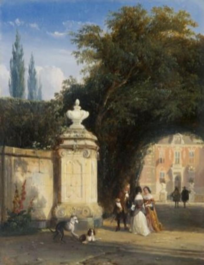 Een schilderijtje voor 1.100 euro gekocht op een Rotterdamse veiling blijkt zeker 25.000 euro waard.