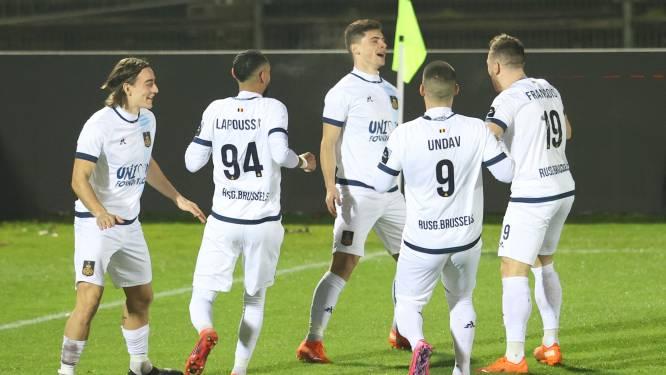 1B. Leider Union laat zich niet verrassen, Vanzeir scoort snelste doelpunt ooit in Belgische profvoetbal