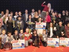 Robbemond en Kruger sporters van het jaar in Harderwijk
