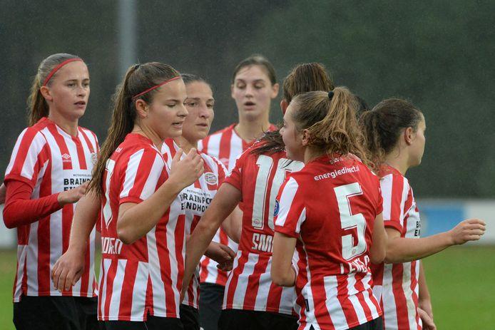 PSV-vrouwen.