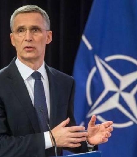 NAVO en Rusland overleggen donderdag in Brussel