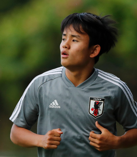 "Le Real Madrid engage Takefusa Kubo, le ""Messi japonais"""