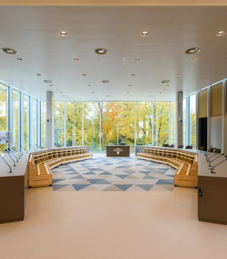 Nieuwe raadszaal Geldrop-Mierlo is pareltje met uitzicht