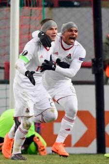 Lokomotiv Moskou weer te sterk voor Nice