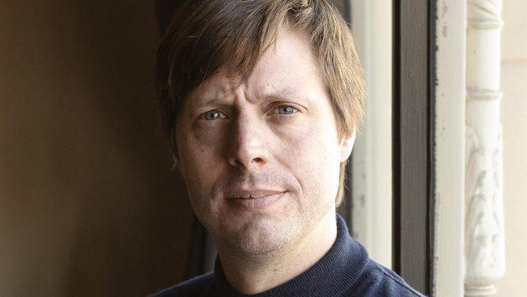 Felix van Groeningen Beeld Armando Gallo/Hollandse Hoogte