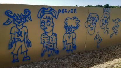 Vandalen vernielen kunstwerk aan 'De Graaf' en infobordjes langs historische wandeling