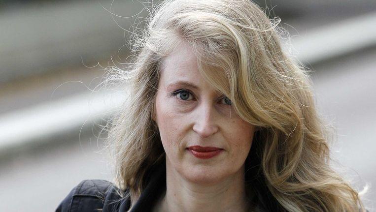 De PvdA zet Judith Merkies uit de delegatie in het Europees Parlement. Beeld ANP
