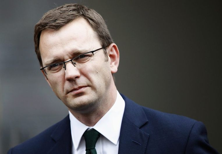 Andy Coulson. Beeld reuters