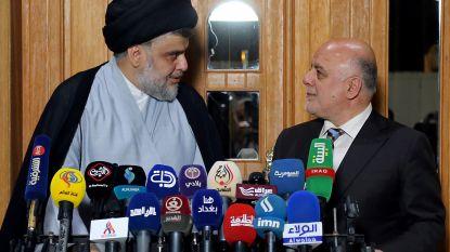 Sjiitische leider Al-Sadr kondigt coalitie met Irakese premier al-Abadi aan