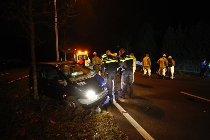 Ernstig ongeluk op Eindhovenseweg Zuid in Best.