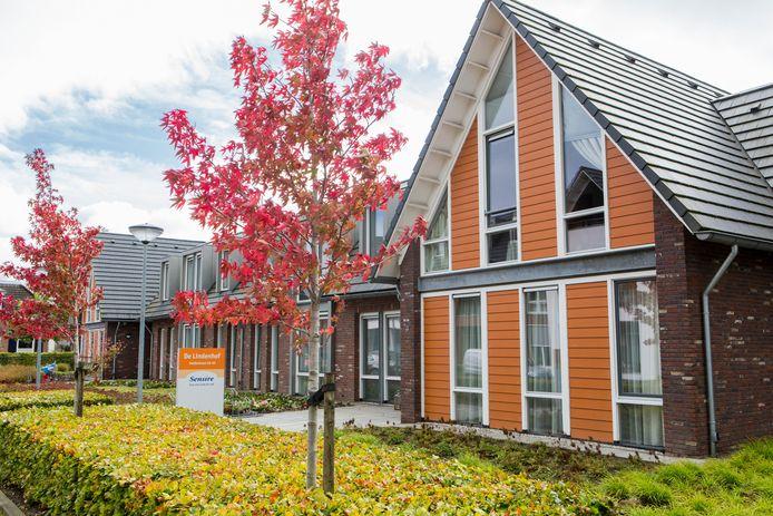 Bewoners van De Lindehof in Vorden kunnen vanaf volgende weer bezoek ontvangen.