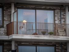 Balkonspijlen door raam overbuurvrouw na plofkraak Nieuwkoop