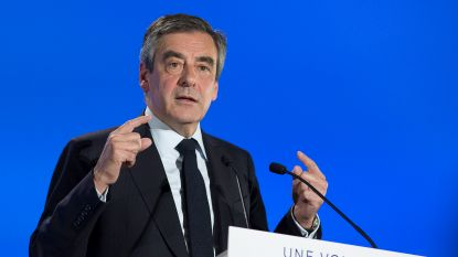 Extra agenten voor Fillon (en andere Franse presidentskandidaten)