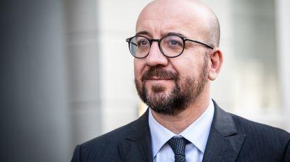 """Premier Michel roept op onderhandelingen te hervatten: """"Er is geen alternatief. Staking lost niets op"""""""