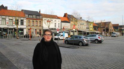 """Groen wil in de zomer autovrije Grote Markt met speelruimte: """"Kinderen kunnen spelen, terwijl hun ouders een terrasje doen"""""""