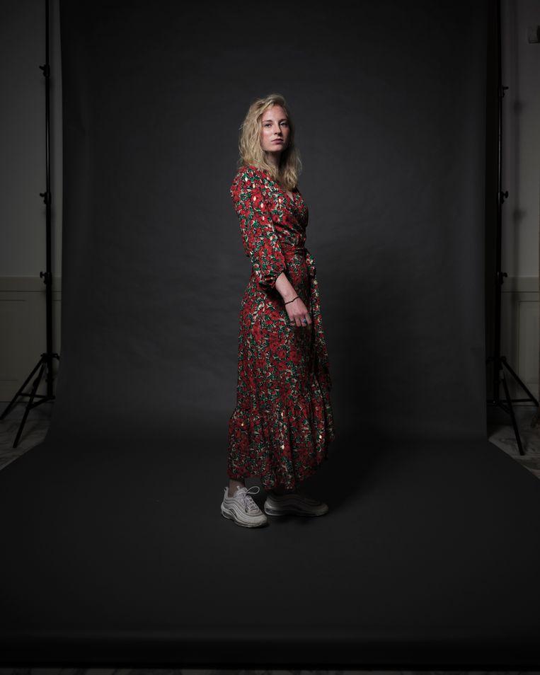Anne van Blijderveen (24) Beeld Erik Smits