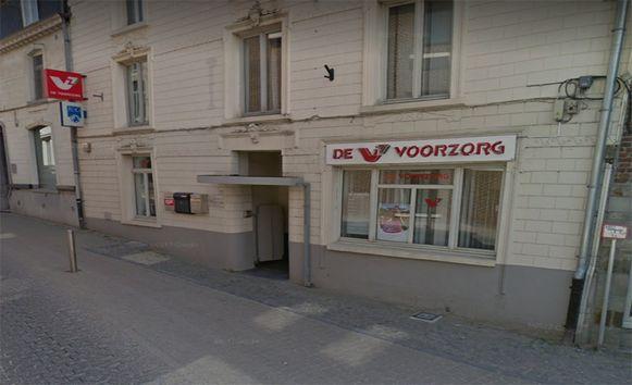 Het Voorzorg-filiaal in Borgloon.