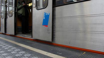 Lijk aangetroffen in metrostation Kruidtuin
