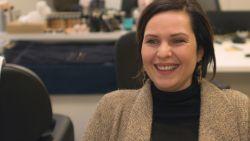 """Caroline Maes van 'Familie' in de schminkstoel: """"Voor mij is make-up een werkinstrument en niet iets om je achter te verstoppen"""""""