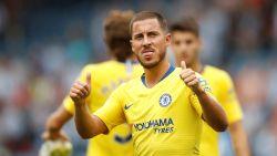 Flirt met Real is vergeven, Hazard straks ook kapitein? Chelsea omarmt zijn 'Mister Brightside'