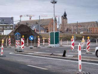 """Eerste van vier kruispunten Tangent is klaar: """"Leuvensesteenweg wordt het moeilijkst"""""""