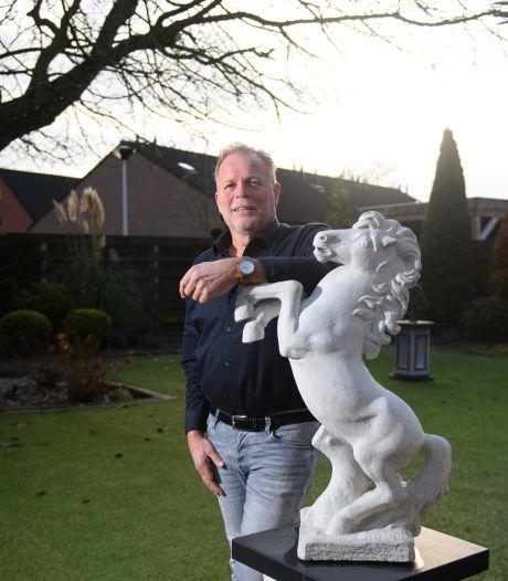 Jan Roelofsen uit Goor: 'De mooiste ideeën worden geboren met 'n bult bier op'