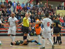 KNVB royeert landskampioen zaalvoetbal na onthulling over drugsgeld