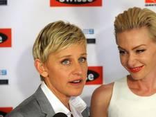 Ellen DeGeneres hernieuwt trouwbeloftes