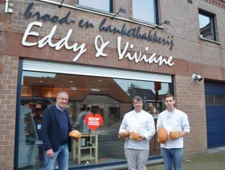 """Dit weekend te proeven bij bakkerij Eddy en Viviane: """"Dyckbrood van tarwe uit het Meetjesland"""""""