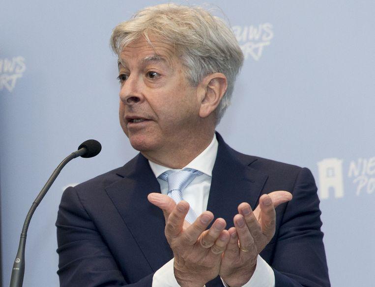 Minister Ronald Plasterk. Beeld anp