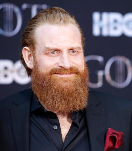 """Un acteur de """"Game of Thrones"""" infecté"""