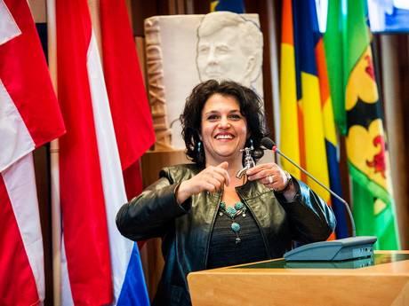 CDAlaat raadslid Maria Ballast los