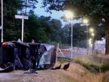Vrouw (21) uit Gemert overleden na ongeluk op A59 bij Rosmalen