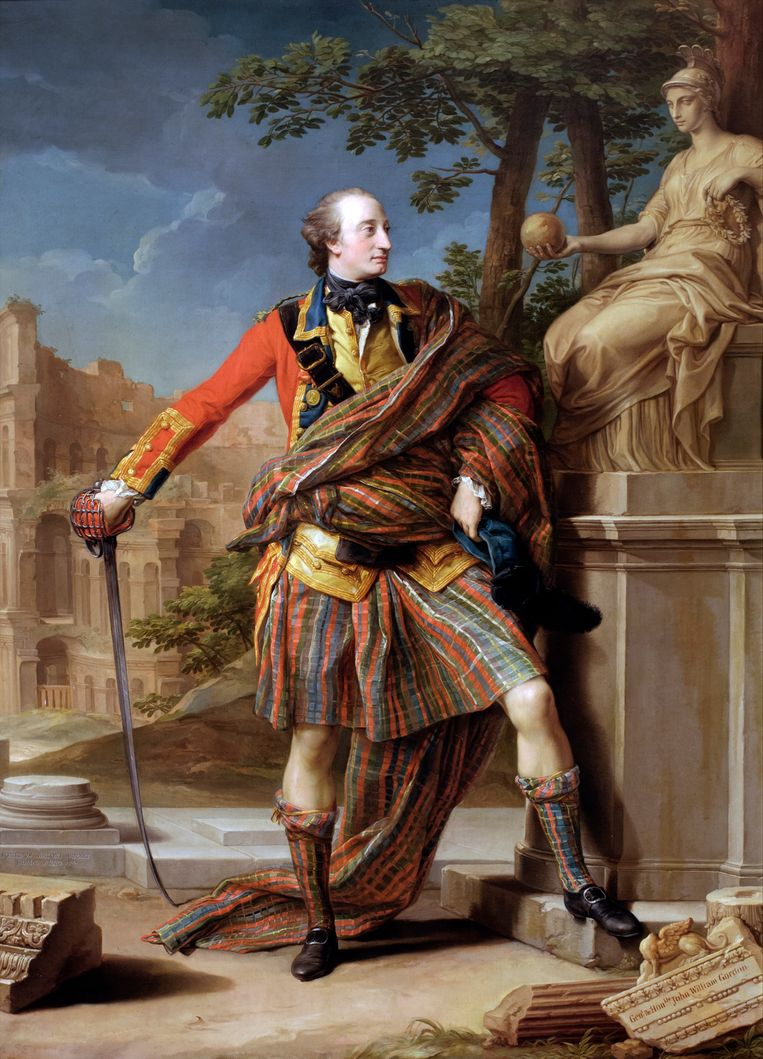 Colonel the Honourable William Gordon Beeld Mike Davidson / via National Trust of Scotland, Edinburgh