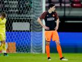 Jong PSV laat kans liggen om NEC pijn te doen